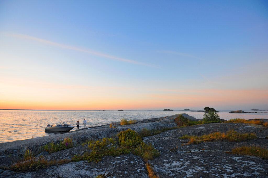 Kapellskärs Skärgård Hydria Water