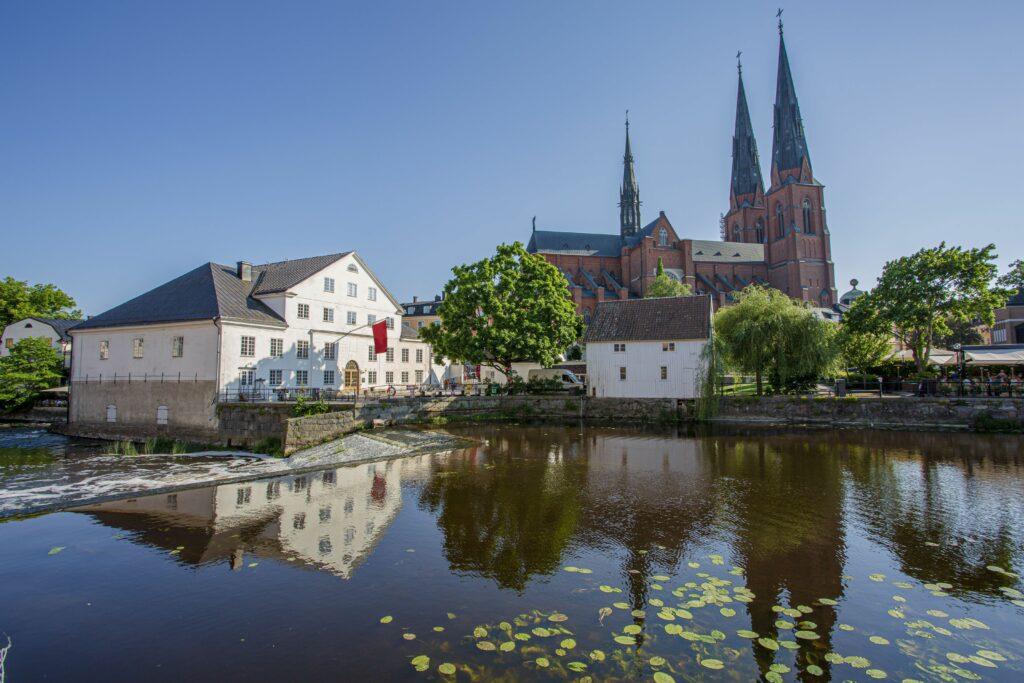 Hydria Water Kungsängsverket Uppsala Miva Montage