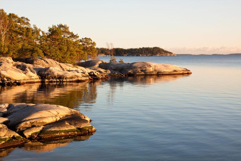 Hydria Water Vidön reningsverk